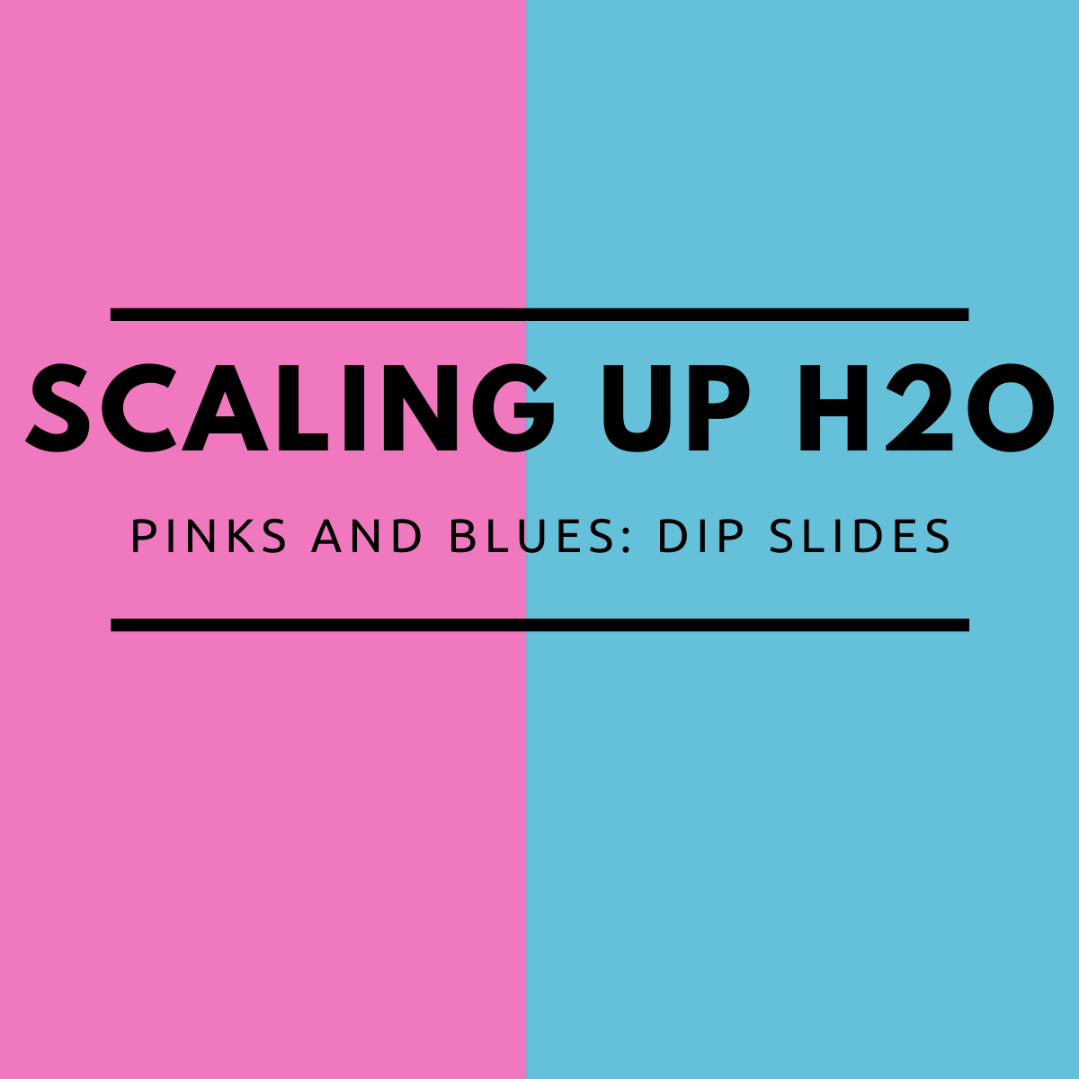 pinks and blues dip slides
